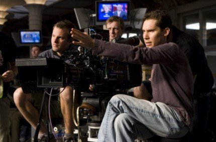 Bryan Singer trabajando en un videojuego