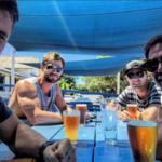 De los brazacos de Chris Hemsworth al posado en pelotas de Irina Shayk