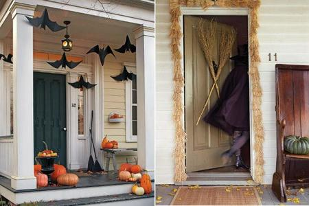 Halloween Entrada