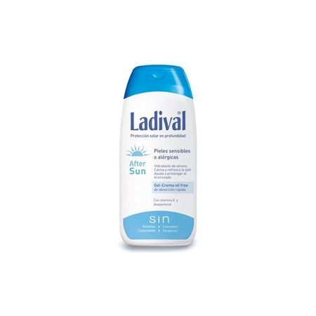 Ladival Aftersun Pieles Sensibles O Alergicas 200 Ml