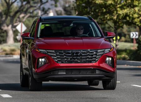 Hyundai Tucson 2022 Mexico 3