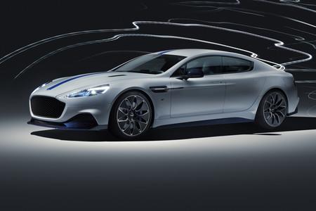 Aston Martin Rapide E: el primer coche eléctrico de la marca tiene 610 CV y hasta 322 km de autonomía