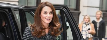 Kate Middleton luce el traje de dos piezas más bonito que hemos visto en mucho tiempo