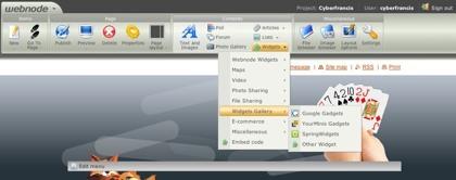 Webnode, creando sitios web completos sin necesidad de conocimientos técnicos