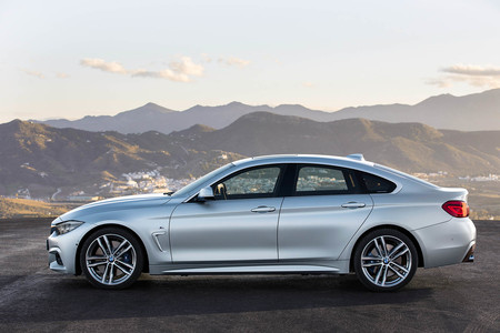 Bmw 440i Gran Coupe M Sport 16
