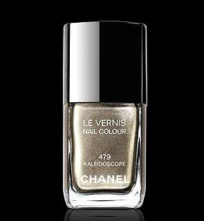 'Kaleidoscope', uñas de Chanel con efectos múltiples