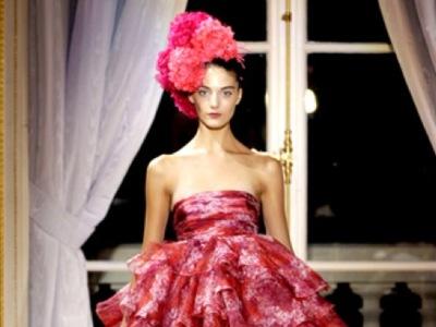 Giambattista Valli Alta Costura Primavera-Verano 2012: ha llegado para quedarse