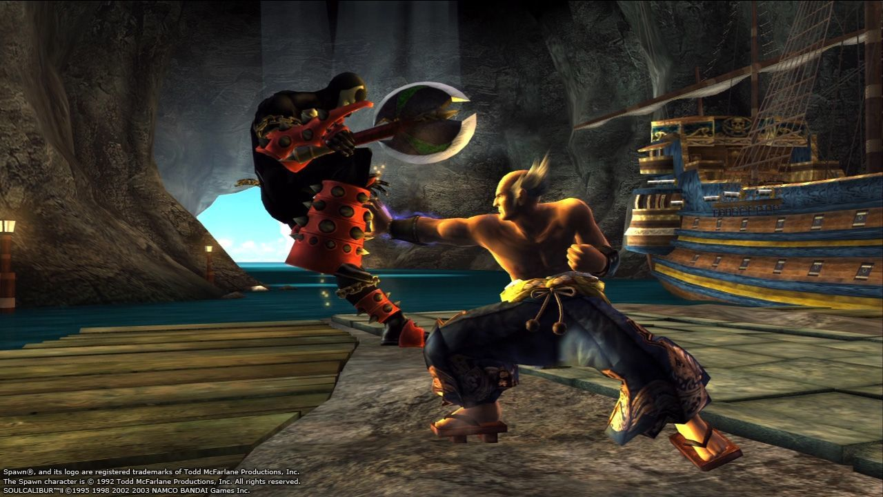 300813 - Soul Calibur II HD Online