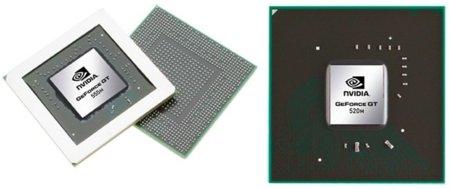 NVidia también presenta sus GeForce 500M, para portátiles