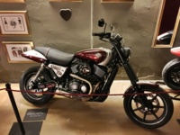 Harley-Davidson Sevilla, finalista del concurso 'Battle of the Kings' con la 'Street XG 750 RISE'