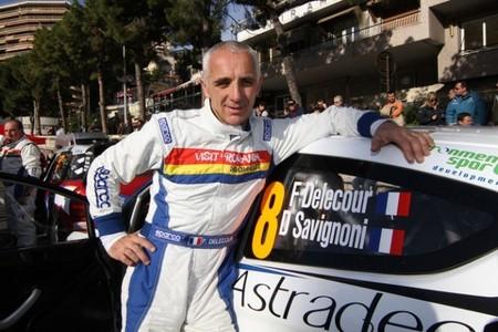 François Delecour estará en la salida del Rallye de Montecarlo 2014