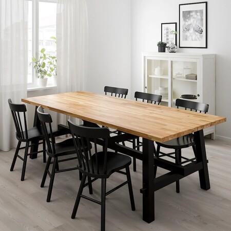 Mesa de Ikea con descuento
