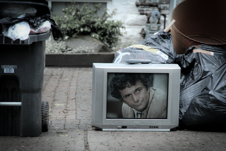 Foto de Televisiones Abandonadas, por Alex Beker (2/14)