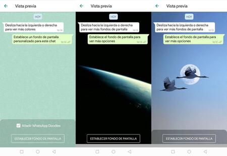 Cómo poner un fondo personalizado a un chat de WhatsApp