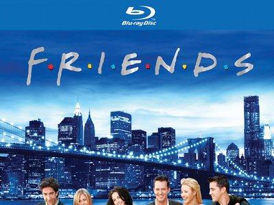 Las 10 temporadas de Friends, en Blu-ray, por 47 euros y envío gratis