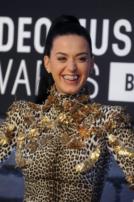 Katy Perry, por los pelos