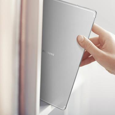 Minimalista, fina y ligera. Así es la Galaxy Tab S5e, la nueva tablet de Samsung que quiere acompañarte a todos lados