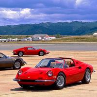Un Ferrari Dino moderno no está del todo descartado, pero de momento no entra en los planes de Maranello