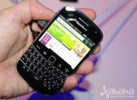 BlackBerry Tag, compartiendo contenidos vía NFC