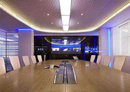 oficinas ibm - sala reuniones