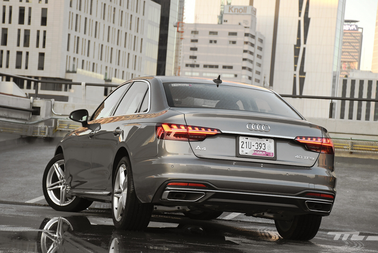 Audi A4 2021 (prueba)