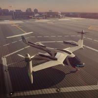¡Ahora sí va en serio! Uber y la NASA se unen para acelerar la llegada de los taxis aéreos