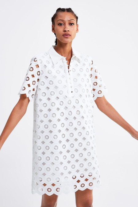 Zara Vestidos Primavera 2019 10