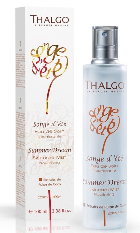 Thalgo Songe d'été, un agua de belleza que refresca, nutre y perfuma