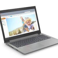 Lenovo Ideapad 330-15IKB, un portátil básico que, en eBay encontramos por sólo 345,99 euros