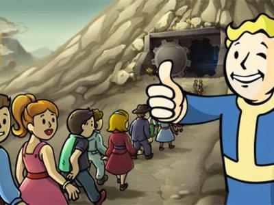 Fallout Shelter cosecha buenas cifras en iOS y Bethesda quiere ir a por más