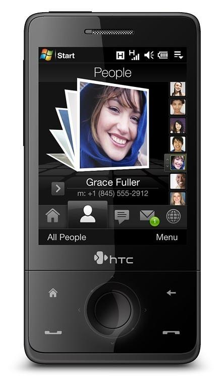 Foto de HTC Touch Pro (1/7)