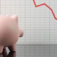 La política monetaria del BCE destroza a los depositantes españoles