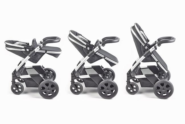 El carrito de bebé que ha revolucionado el mercado: calienta biberones, incorpora calefacción y recarga el móvil