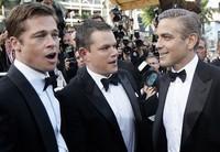 'Ocean's Thirteen' en Cannes: Guapos, ricos y famosos