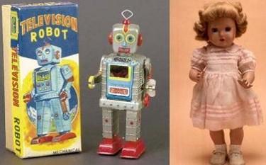 Memorias de una infancia, una interesante muestra de juguetes antiguos
