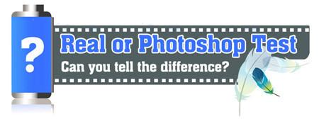 ¿Eres capaz de distinguir una foto real de una tratada con Photoshop?