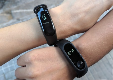 Comparativa Mi Band 3 Vs Mi Band 2