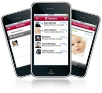 Mobispine ofrece MMS para el iPhone