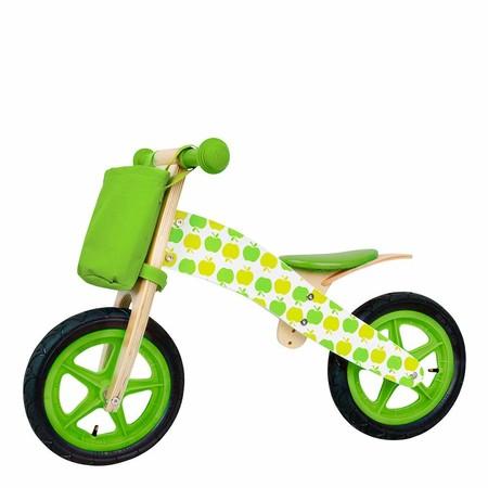 Bicicleta De Madera Ninos