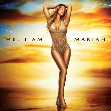 ¿Qué tenemos que decir de la portada del nuevo disco de Mariah Carey?