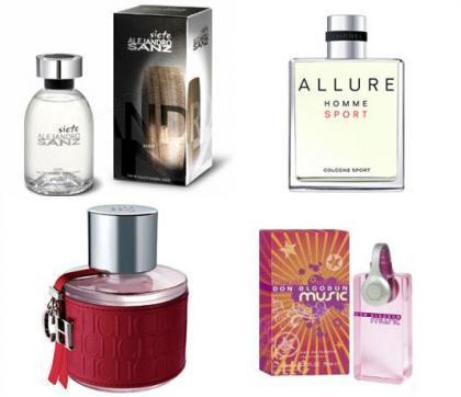 Ganadores de la Academia del Perfume 2008