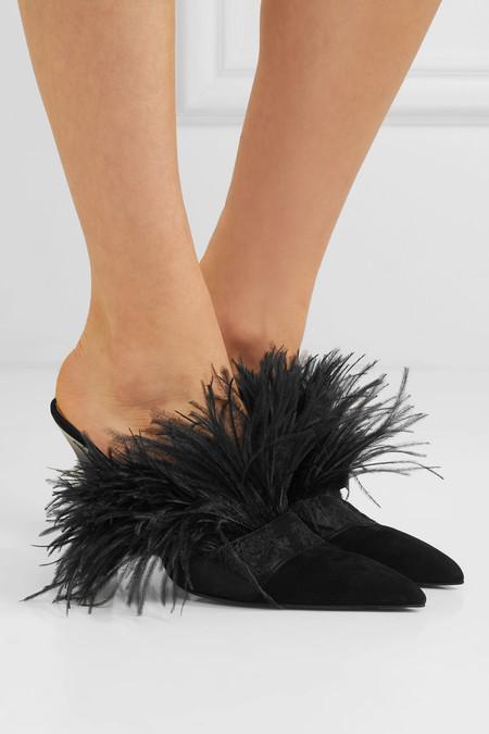 Zapatos Plumas 07