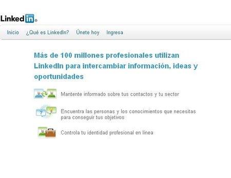 ¿Utilizas LinkedIn?