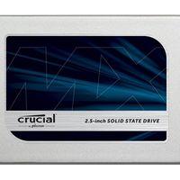 Disco SSD Crucial MX300 de 525 Gb por 123 euros.