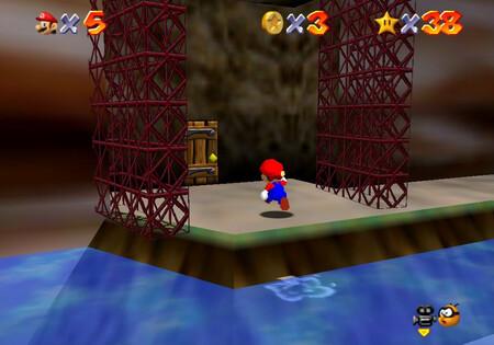 Super Mario 64 Mundo6 Estrella3 02