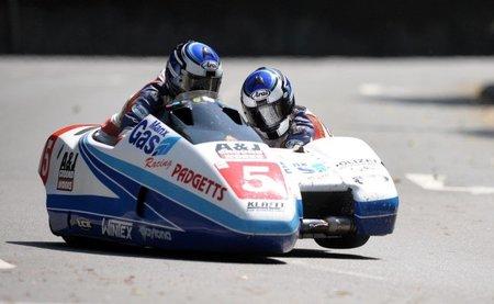 Sidecars TT 2010