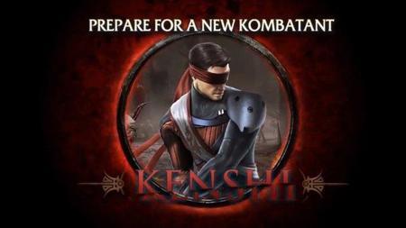 'Mortal Kombat': se presenta a Kenshi, espadachín ciego y con mala baba