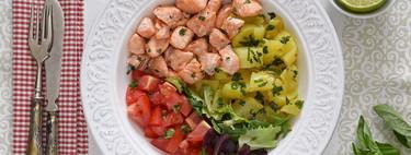 75 recetas saludables con pescado para los que están hartos de comer solo pescado a la plancha