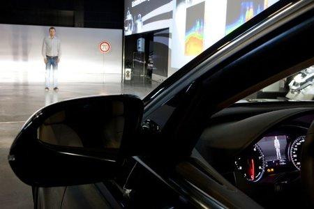Matrix Beam Audi