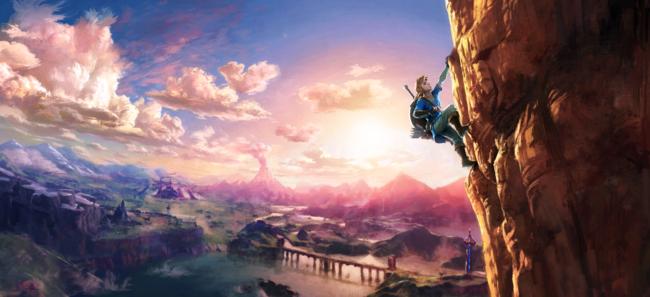 Wiiu Thelegendofzeldabreathofthewild E32016 Illustration 01 18